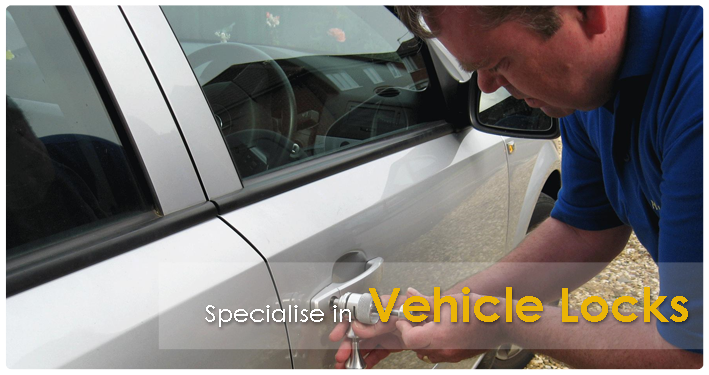 Car Locksmiths London